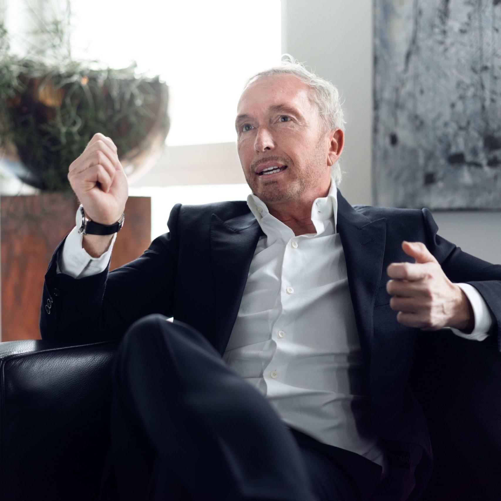 Klaus Darmstädter Investor und Partner Vision Group
